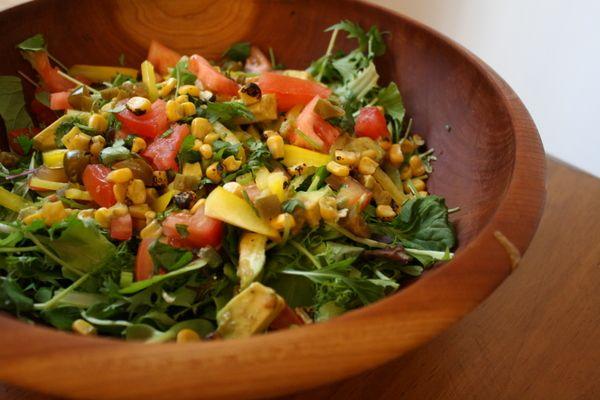 Southwestern Salad | Snappy Salads | Pinterest