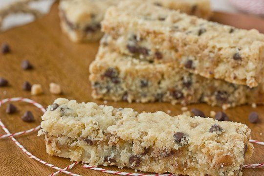 Cookie Recipe: Toffee-Chocolate Chip Shortbread — Recipes from The ...