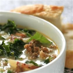 Super-Delicious Zuppa Toscana | Food & Drink | Pinterest