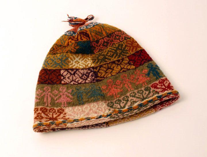 Knitting Pattern Peruvian Hat : Peruvian Knitted Hat Inspiration 2 Pinterest