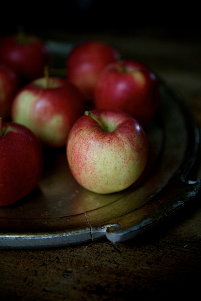 Apple Almond Crisp | Food and recipes | Pinterest