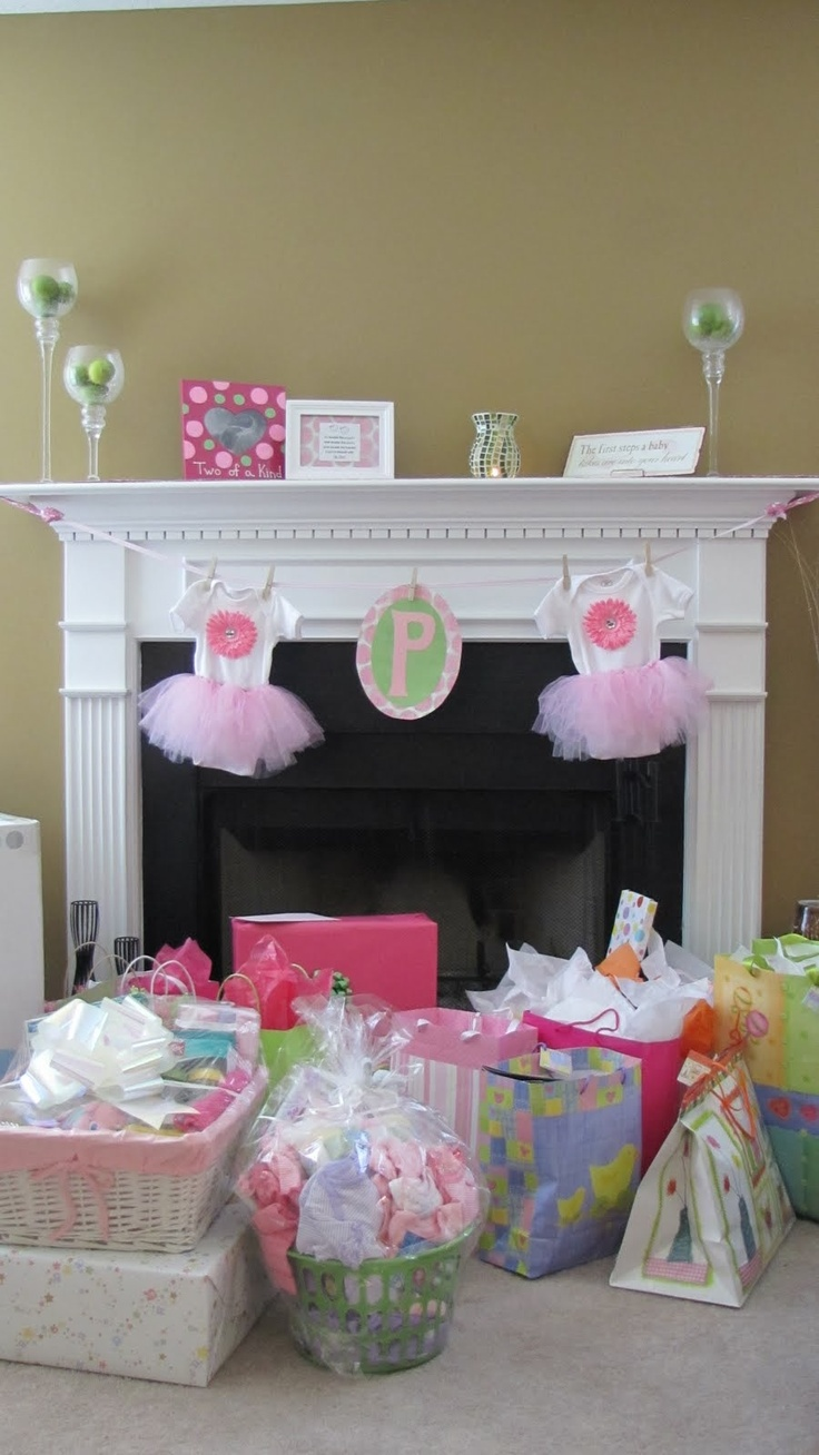 tutu baby girl shower princess baby shower pinterest