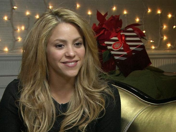 Shakira in the Today Show | Shakira | Pinterest Shakira