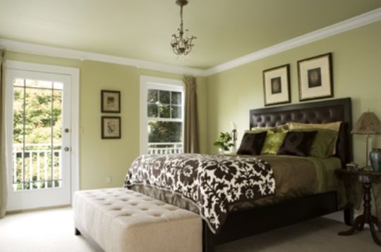 light green and brown bedroom ideas pinterest