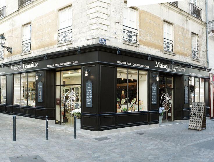 Nantes picerie maison lema tre les plus belles images de boutique - Les plus belles maison ...