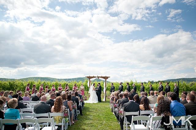 Keswick vineyards wedding vineyard weddings pinterest