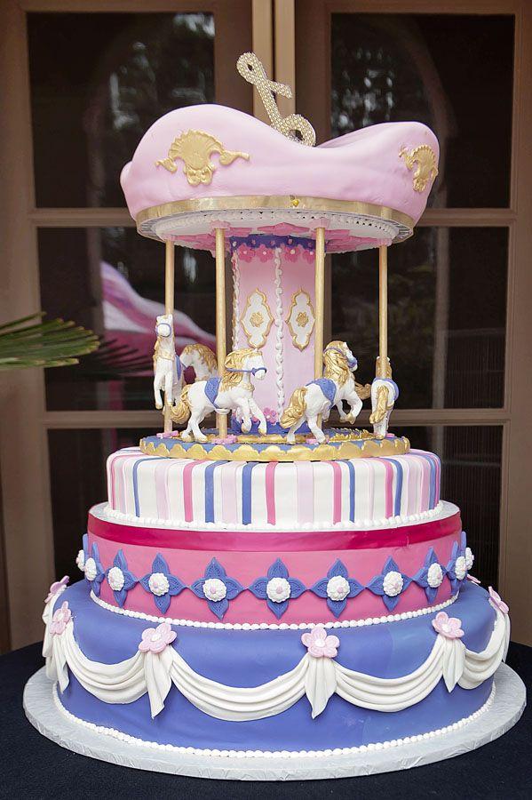 Tamar braxton baby shower cake