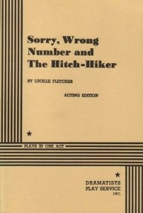 Wrong number and the hitch hiker lucille fletcher lucille fletcher