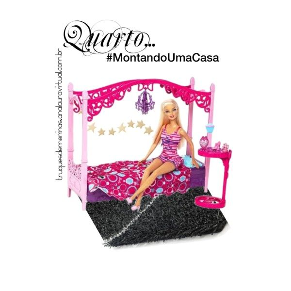 """""""Quarto"""" by truquesdemeninas on Polyvore para a série #MontandoUmaCasa"""