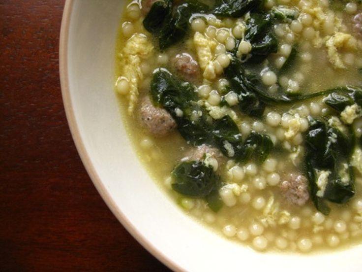 Italian Wedding Soup | Health Freaks, Beware. | Pinterest