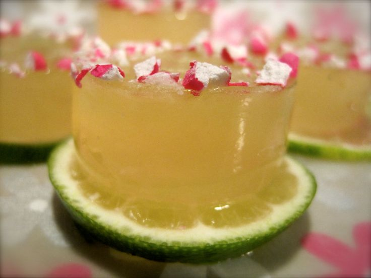 margarita sanger jello shot powdered agar tequila triple sec agave ...