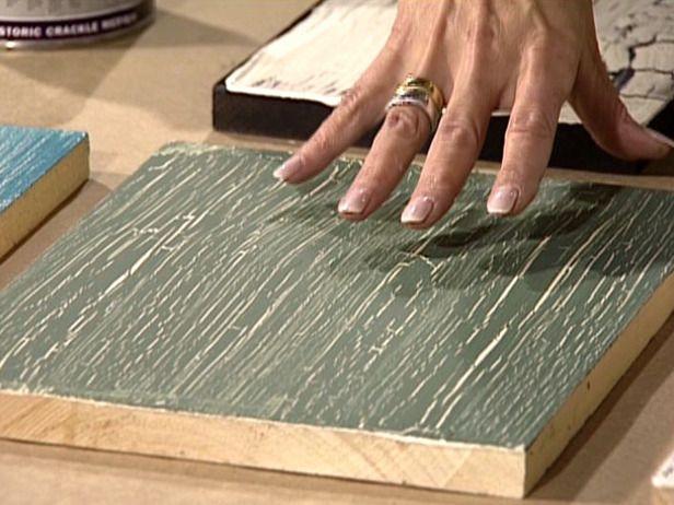 how to crackle finish furniture. Black Bedroom Furniture Sets. Home Design Ideas