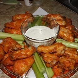 Restaurant-Style Buffalo Chicken Wings Allrecipes.com