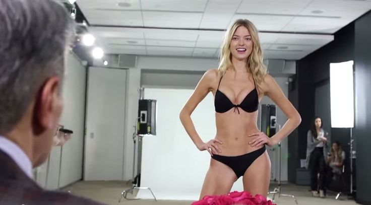 Watch: Behind-The-Scenes Casting For The Victoria's Secret FashionShow