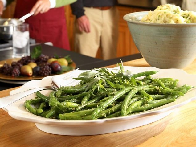 garlicky green beans with tarragon | Food, glorious food | Pinterest