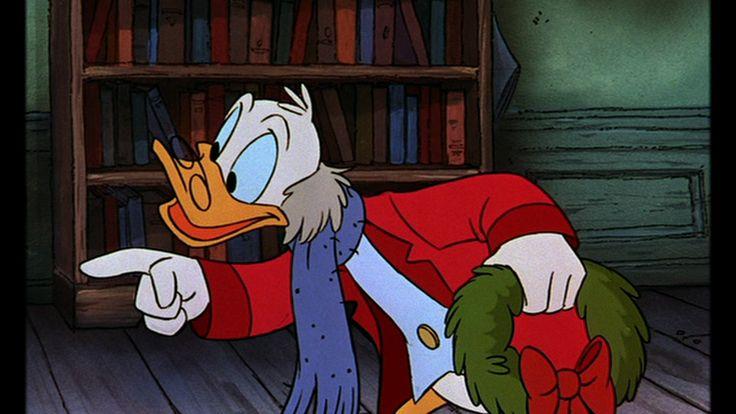 ... christmas carol | DISNEYTOONLAND, Mickey's Christmas Carol 1983