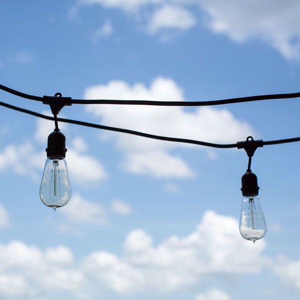 Cafe String Lights Outdoor : Pin by Meredith Preston on Cottage ideas Pinterest