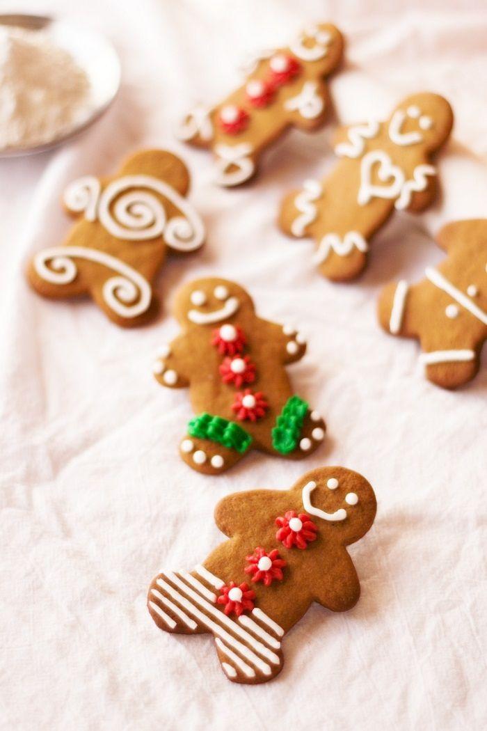 Gingerbread Men cookies | Cookie, Cookie, Cookie | Pinterest