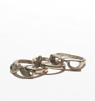Pacsun Rings