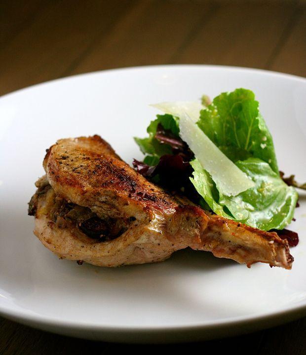Balsamic Fig-Stuffed Pork Chops | Dinner & Lunch | Pinterest