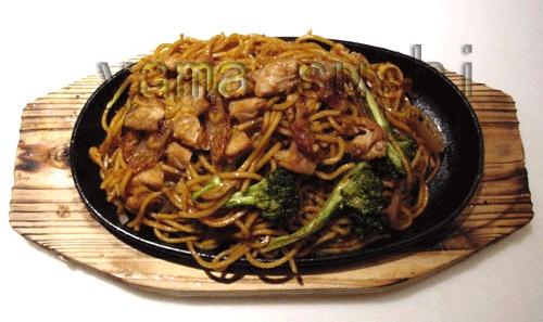 Yakisoba(fried noodles) | yummy (: | Pinterest