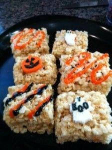 Gluten Free Rice Krispy Treats :)