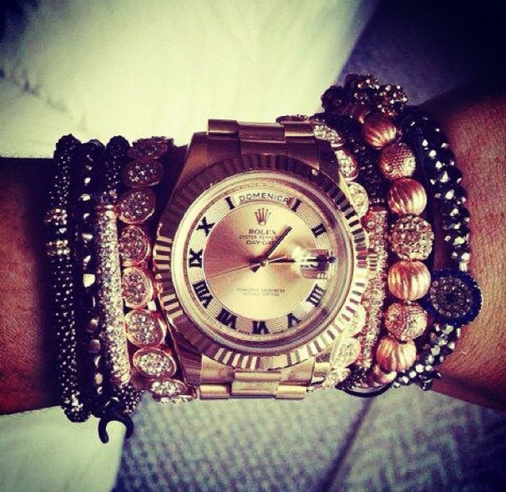 AMBITION BLISS: Arm Candy
