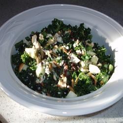 Kale and Feta Salad | Recipe