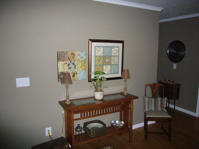 Tavern Taupe Paint Color