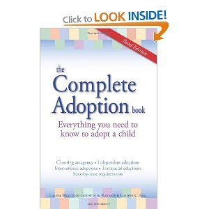 Through each step in the adoption process from choosing an agency
