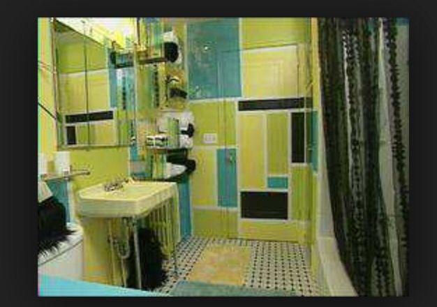 Retro Colors Retro Bathroom Pinterest
