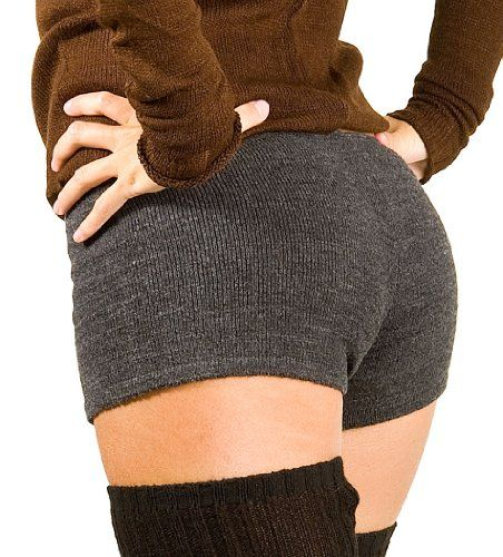 Low Rise Sexy Stretch Knit Boy Shorts by KD dance Great For Yoga, Dance, Gym, Pilates, Zumba, Figure Skating To Casual Resort Wear Fashionable, Made In New York City USA