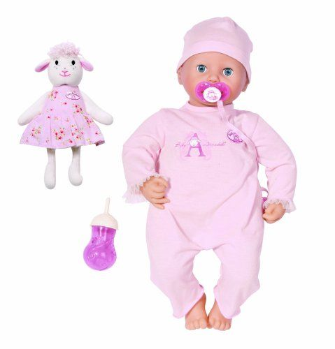 Baby annabell doll version 5 baby doll pinterest