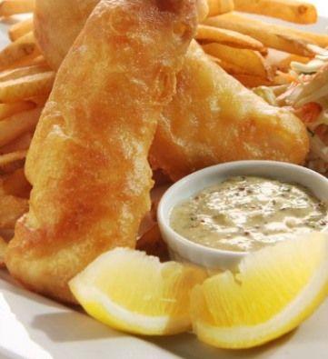 Gluten-Free Beer-Battered Fish Fry Recipe | KuKuchKuKuKuchKu