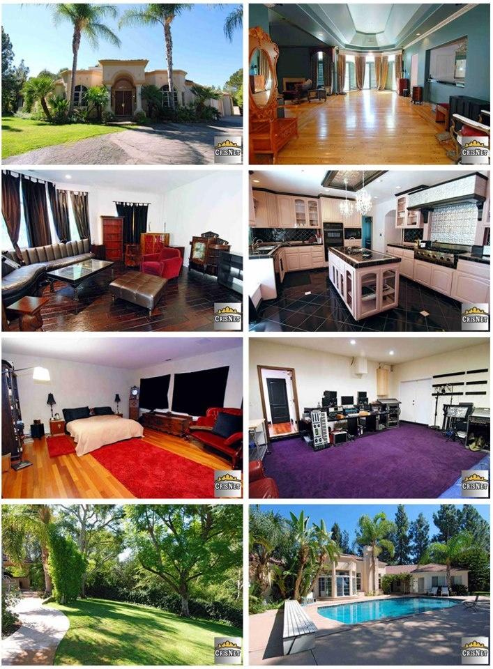 Marilyn Manson 39 S House Home Decor Pinterest