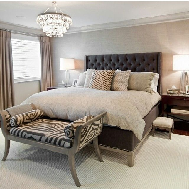 Neutral Master Bedroom Ideas Pinterest