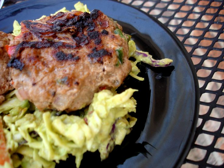 PaleoOMG southwest turkey burgers. I'll be making these again. My non ...