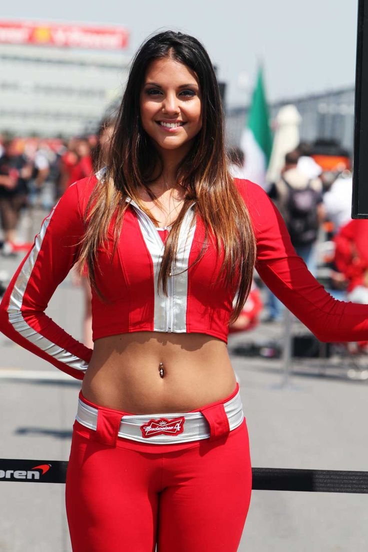 Formula One Decides Grid Girls Are No Longer Welcome In The Sport