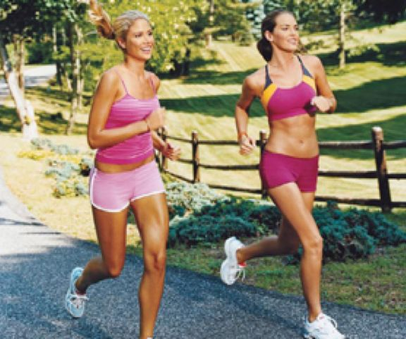 5k, 10k, and marathon training guide...