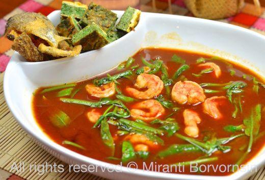 Authentic Thai Sour Curry, shrimp | Seafood Recipes | Pinterest