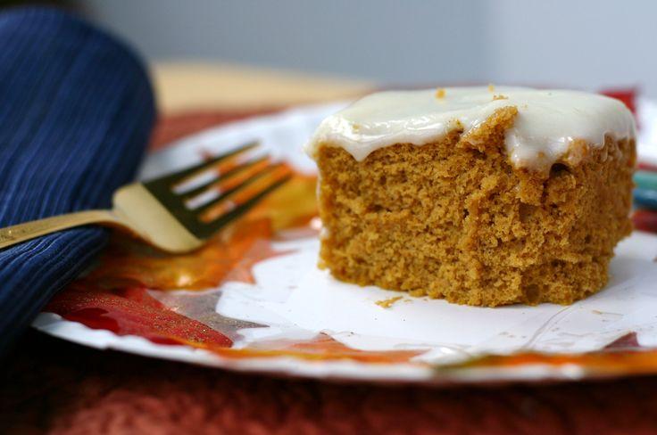 Pumpkin Spice Cake | Cake Recipes | Pinterest