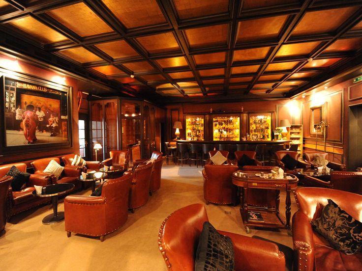 Cigar lounge bar places spaces pinterest for Micasa lausanne