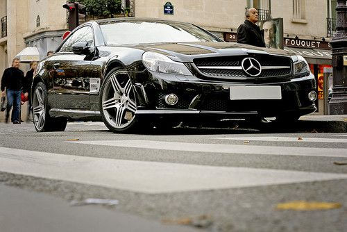 Mercedes Benz; easily my favorite car. one day.
