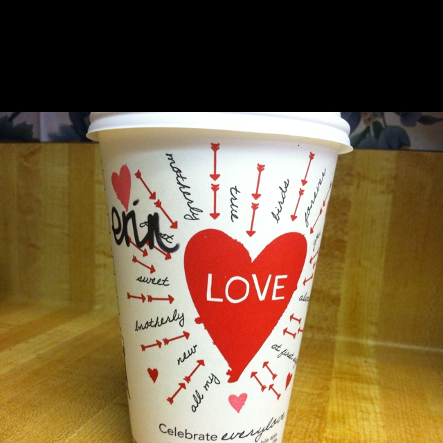 starbucks valentine day mugs