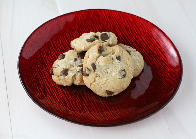 Salted Brown Butter Coconut Chocolate Chip Cookies ~ Secret Recipe Cl ...
