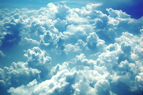 Flying above the clouds clouds pinterest