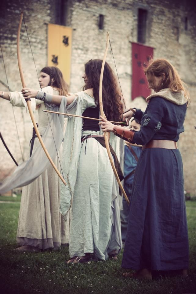 medieval archery clothing images - photo #24