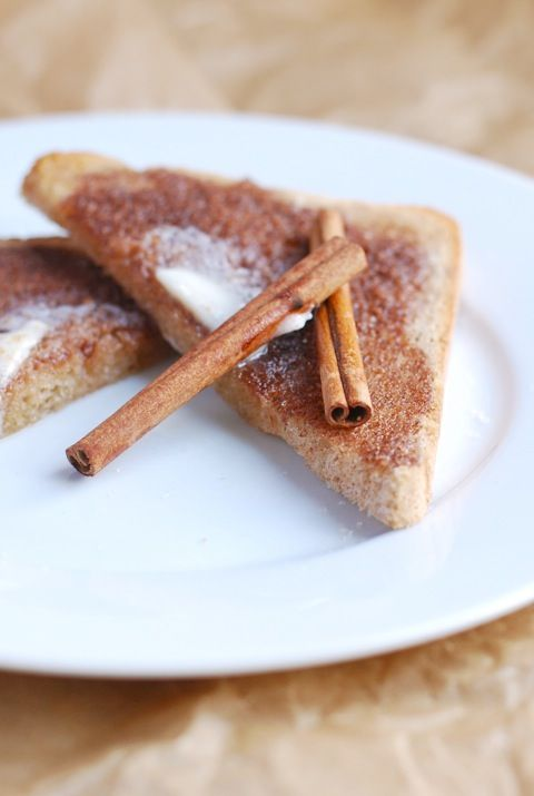 The BEST Cinnamon Toast Recipe Cinnamon Toast (adapted from the ...