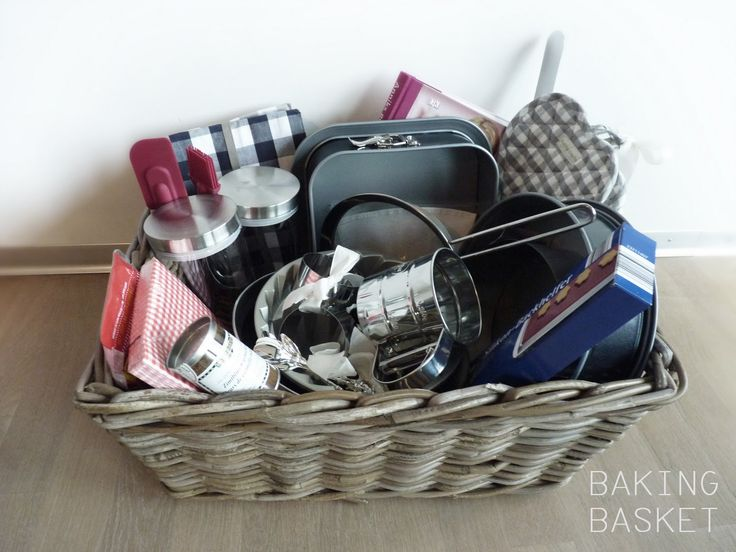 baking gift basket ideas ridiculously perfect gift for my
