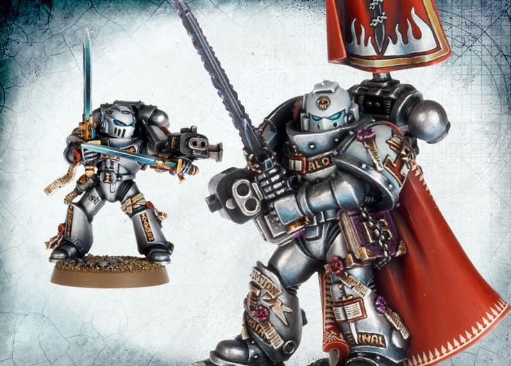 40k - Grey Knights